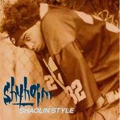 Shaolin Style by Shyheim