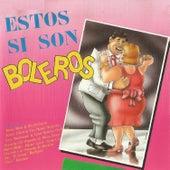 Estos Sí Son Boleros von Various Artists