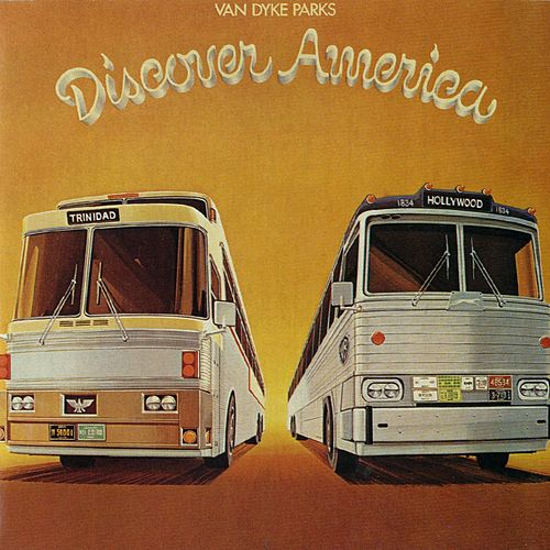 Discover America by Van Dyke Parks