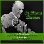 Felix Mendelssohn: Symphony No. 4 In A Major, Op. 90,