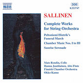 Complete Works for String Orchestra by Aulis Sallinen