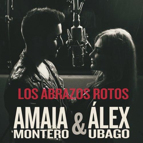 Los Abrazos Rotos by Amaia Montero