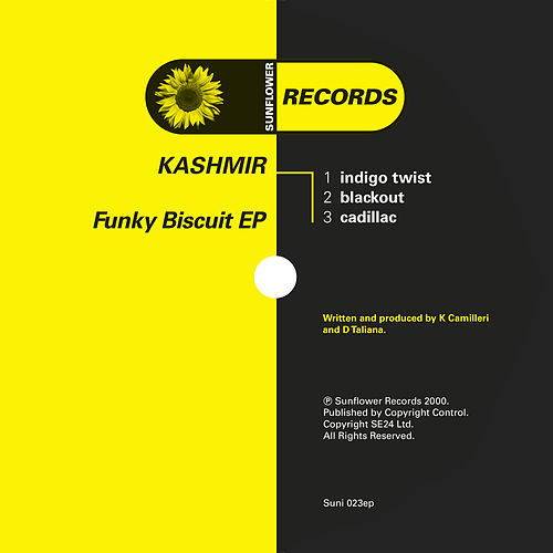 Funky Biscuit by Kashmir