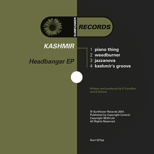 Headbanger by Kashmir