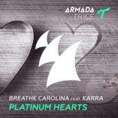 Platinum Hearts von Breathe Carolina
