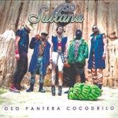 Oso Pantera Cocodrilo by Sultana