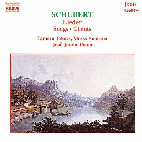 Lieder / Songs / Chants by Franz Schubert