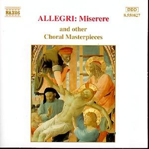 Miserere and other Masterpieces by Various Artists