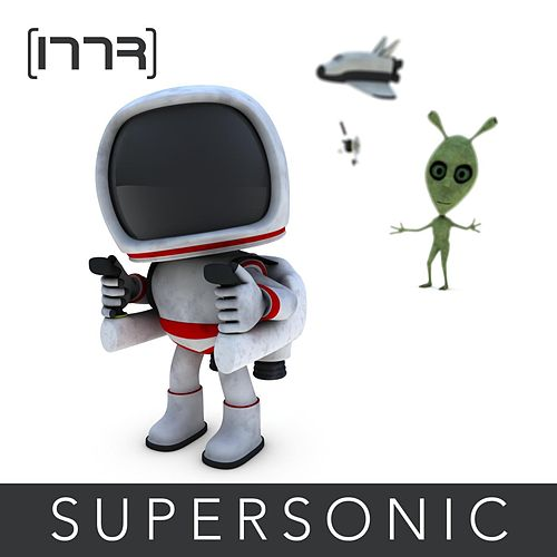 Supersonic (Mixes) by Mark Richardson