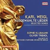 Karl Weigl: Selected Songs by Sophie Klußmann