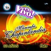 60 Años Vol. 1. Música de Guatemala para los Latinos (En Vivo) by Marimba Chapinlandia