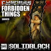 Forbidden Things by Andy Caldwell