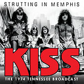 Strutting in Memphis (Live) von KISS