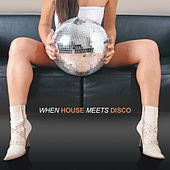 When House Meets Disco by Various Artists