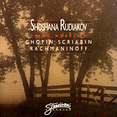 Piano Works By Chopin,Rachmaninoff, Scriabin, by Various Artists