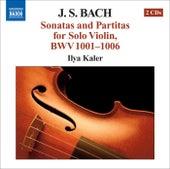 BACH, J.S.: Sonatas and Partitas for Solo Violin, BWV 1001-1006 by Ilya Kaler