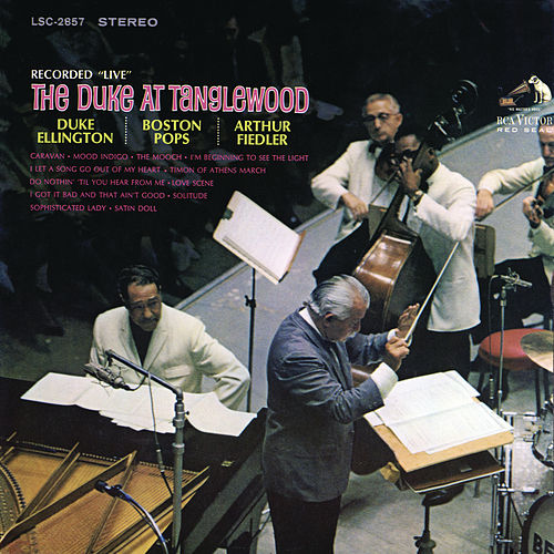 The Duke at Tanglewood by Duke Ellington