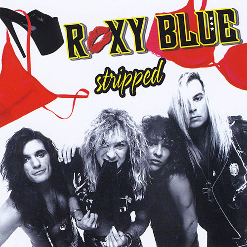 Stripped by Roxy Blue