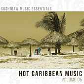 Hot Caribbean Music, Vol. 5 (Sushiraw Music Essentials) by Various Artists