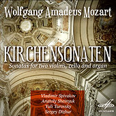 Mozart: Kirchensonaten by Sergei Dizhur