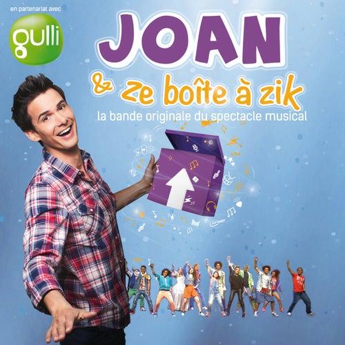 Joan & Ze boîte à zik by Joan