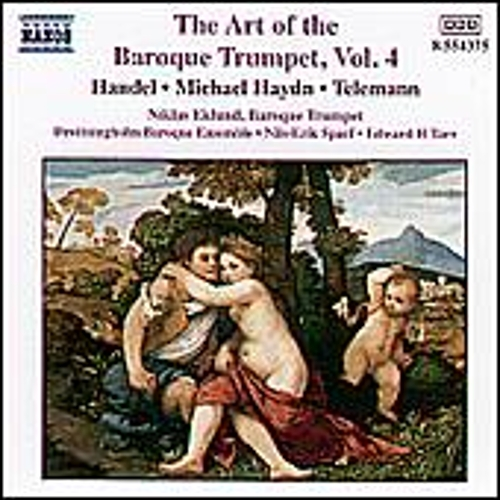 The Art of the Baroque Trumpet Vol. 4 von Various Artists