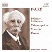 Pelléas et Mélisande / Valses-caprices by Gabriel Faure