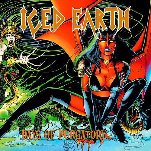 Days of Purgatory (Expanded Version) by Iced Earth