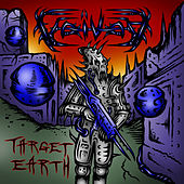 Target Earth by Voivod