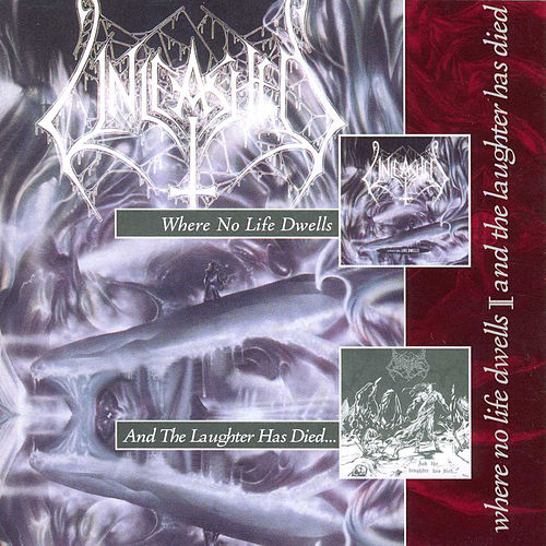 Where No Life Dwells / And the Laughter Has Died by Unleashed