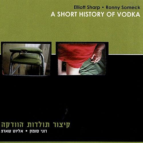 A Short History Of Vodka by Elliot Sharp