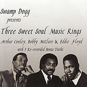 Three Sweet Soul Music Kings by Various Artists