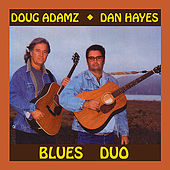 Blues Duo by Doug Adams