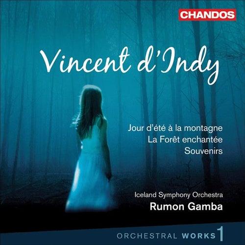INDY: Orchestral Music, Vol. 1 (Gamba) - Jour d'ete a la montagne / La foret enchantee / Souvenirs by Rumon Gamba