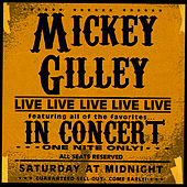 In Concert - One Night Only by Mickey Gilley