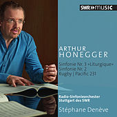 Honegger: Symphonies & Symphonic Movements by Radio-Sinfonieorchester Stuttgart des SWR