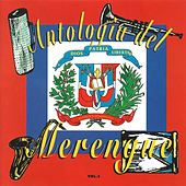 Antología del Merengue, Vol. 2 by Various Artists
