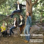 Mozart & Brahms: String Quintets by Quatuor Voce