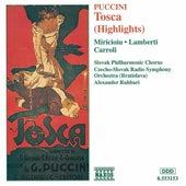 Tosca (Highlights) by Giacomo Puccini