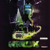 The Incredible Hawk, Vol. 2 by H.A.W.K.