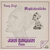 Liszt: Mephistostücke by John Bingham