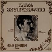 Szymanowski: Klaviersonate No. 3, Op. 36 - Neun Preludien, Op. 1 by John Bingham