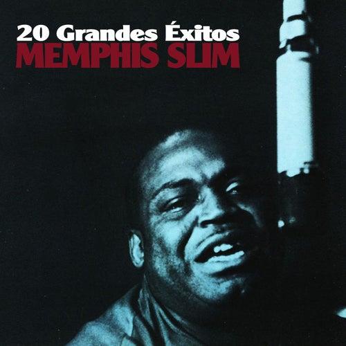 20 Grandes Éxitos by Memphis Slim