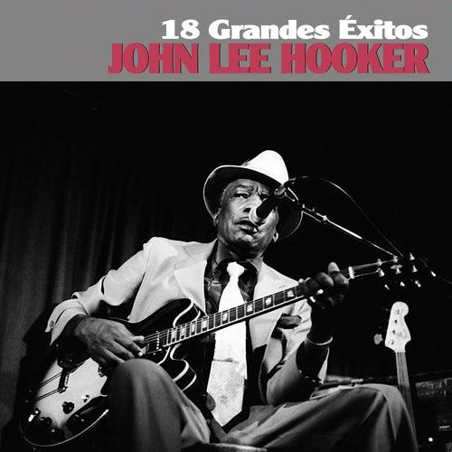 18 Grandes Éxitos by John Lee Hooker