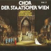 Chor Der Staatsoper Wien, Vol. II by Various Artists
