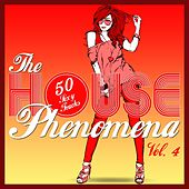 The HOUSE Phenomena - 50 Sexy Tracks, Vol. 4 by Various Artists