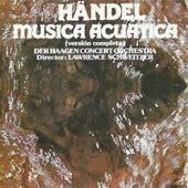 Händel Musica Acuatica by Der Haagen Concert Orchestra