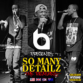 So Many Detailz - The Parental Advisory Remixes by Various Artists