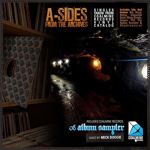 A-Sides From The Archives by Various Artists