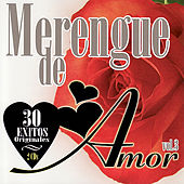 Merengue de Amor Vol. 3 by Various Artists